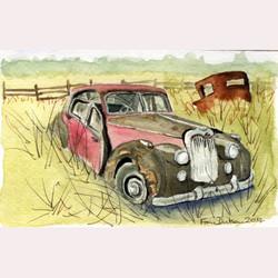 Car by Fran