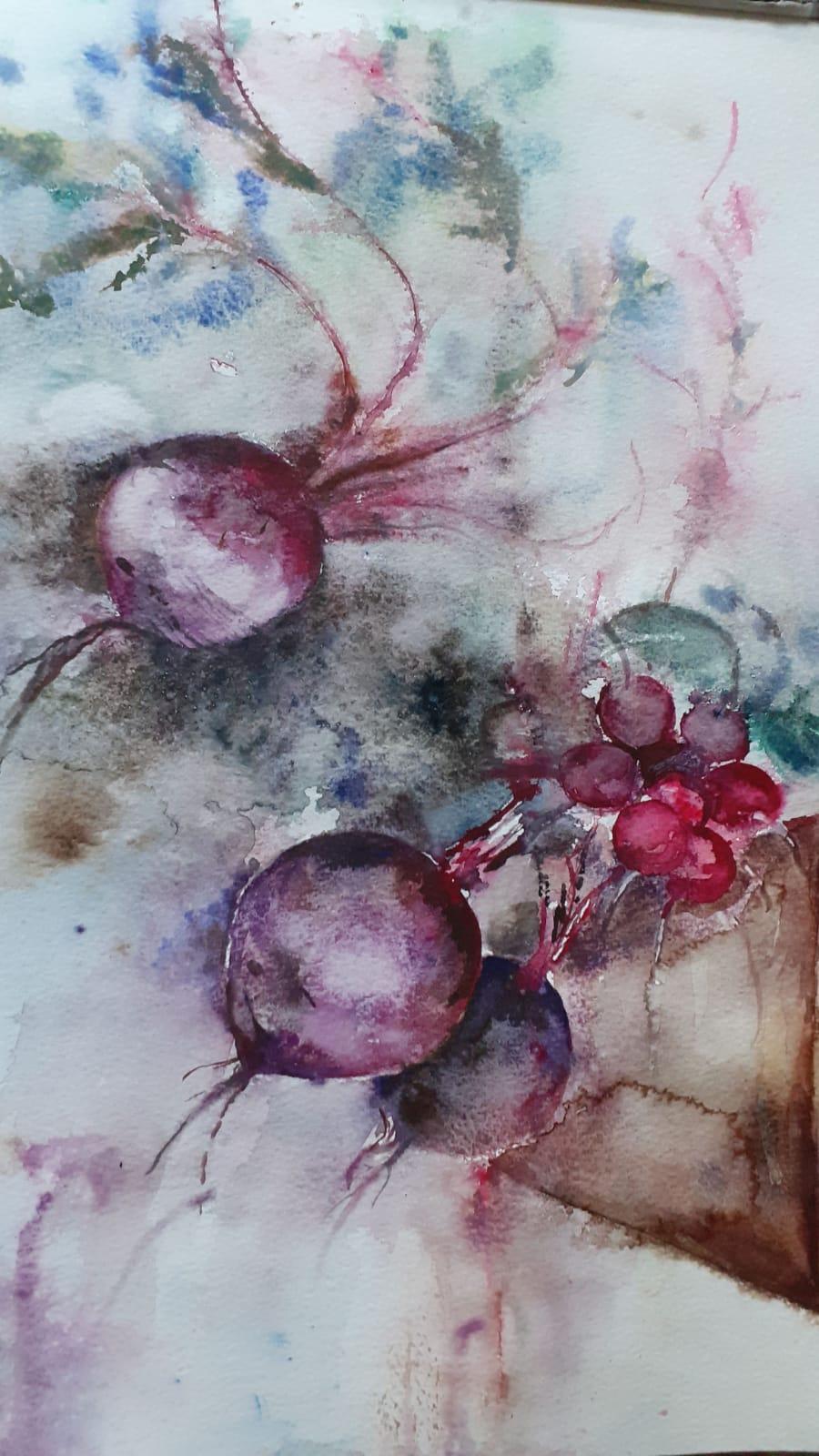 Veg or fruit by Rachel