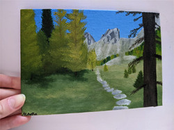Landscape by Marlene