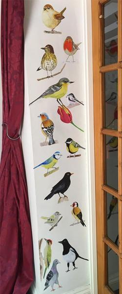 Birds by Dee