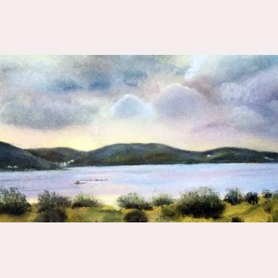 Sky 2 by Maureen