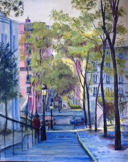 Zena's Montmartre Paris