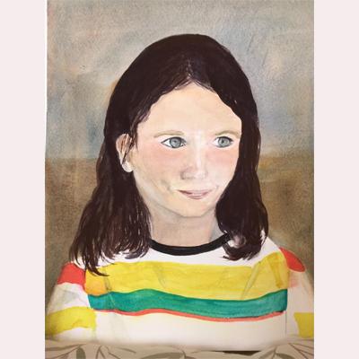 Granddaughter by Dee