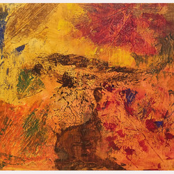Autumn in Abstract by Dee