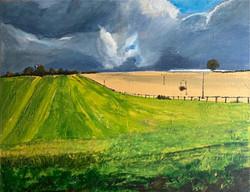 Leamington Fields by Dee