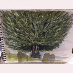 Landscape 2 by Brenda