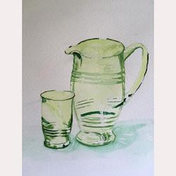 Glass by Dee