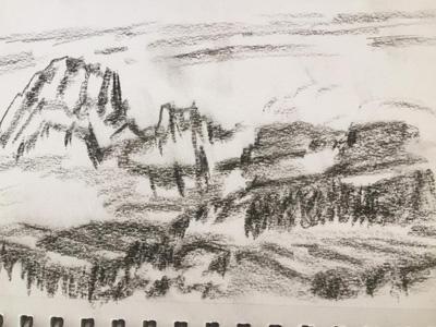 Landscape by Julie