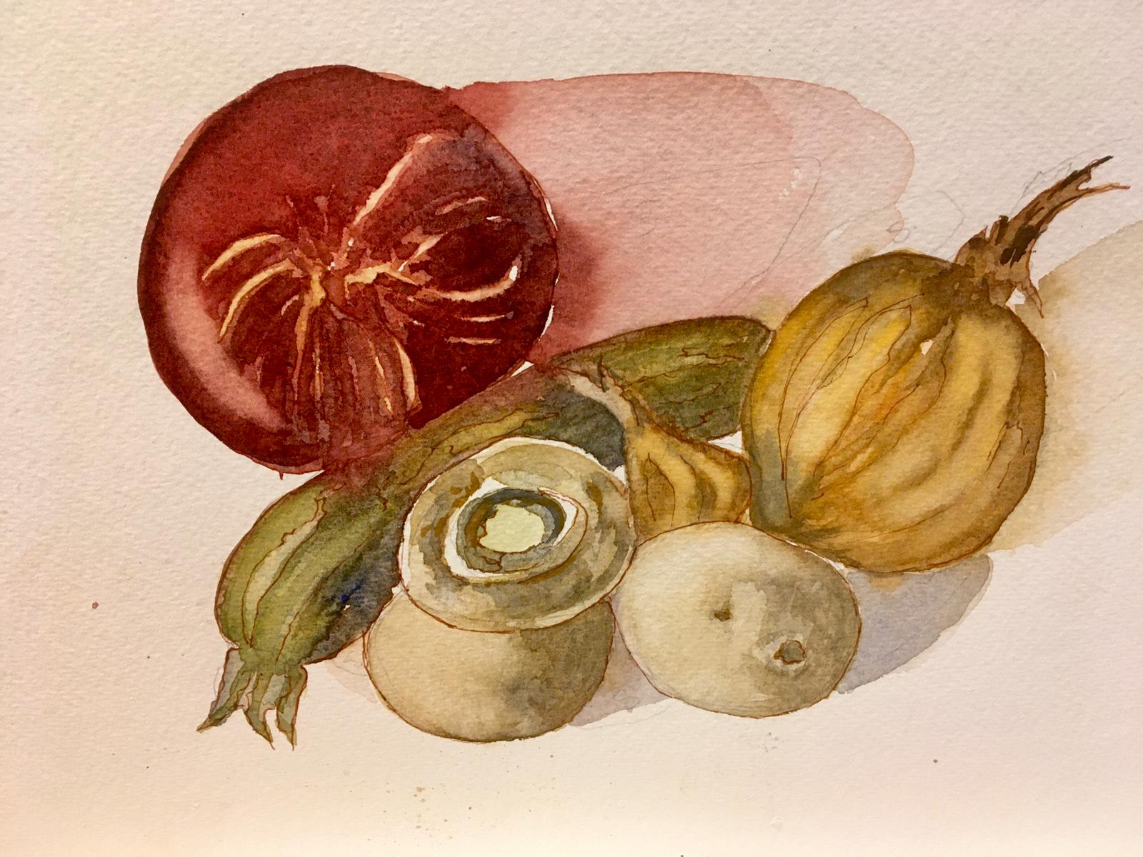 Veg or fruit 3 by Maureen