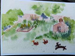 Landscape by Ann