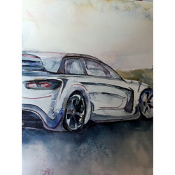 Car 1 by Rachel