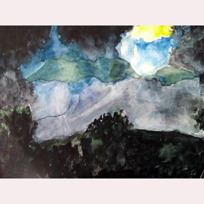 Sky 2 by Nicola