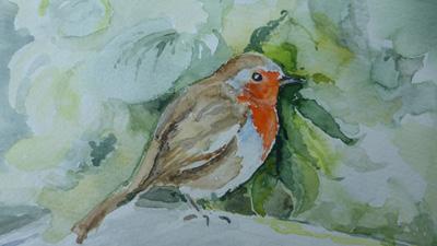 Bird by Nicola
