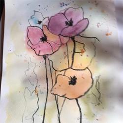 Ink & Wash by Jenni