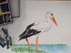 Bird by Marlene