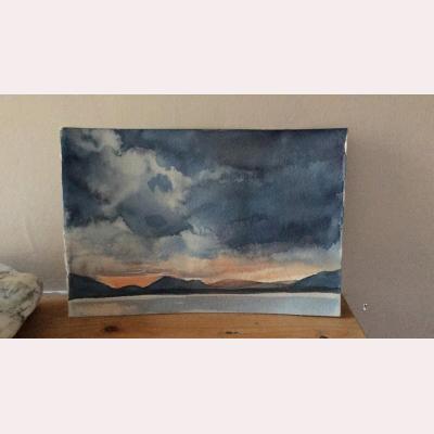 Sky 5 by Brenda