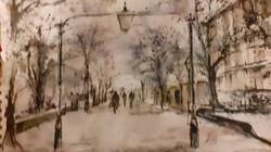 Winter by Rachel