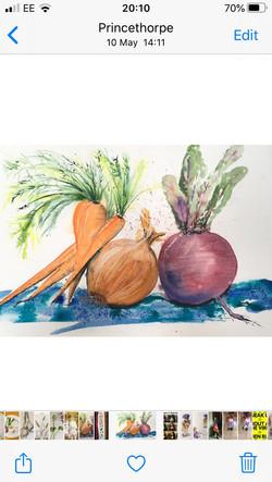 Veg or fruit by Dee
