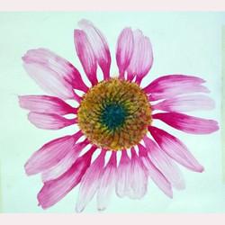 Garden flower 1 by Fran