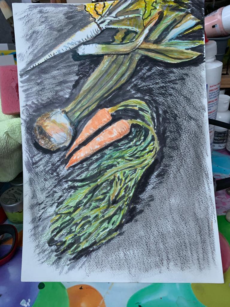 Veg or fruit by Anna