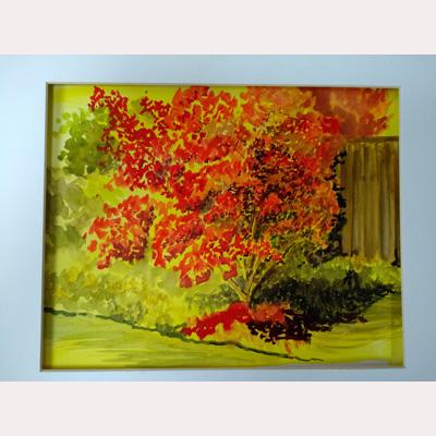 Autumn by Nicola
