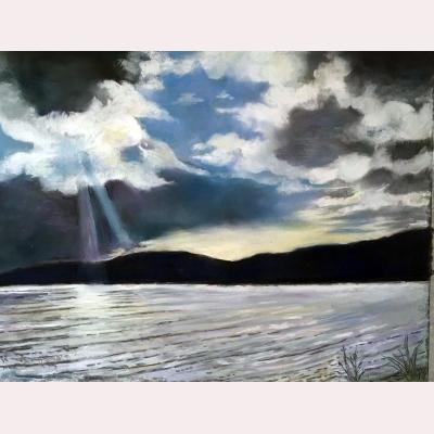 Sky 3 by Maureen