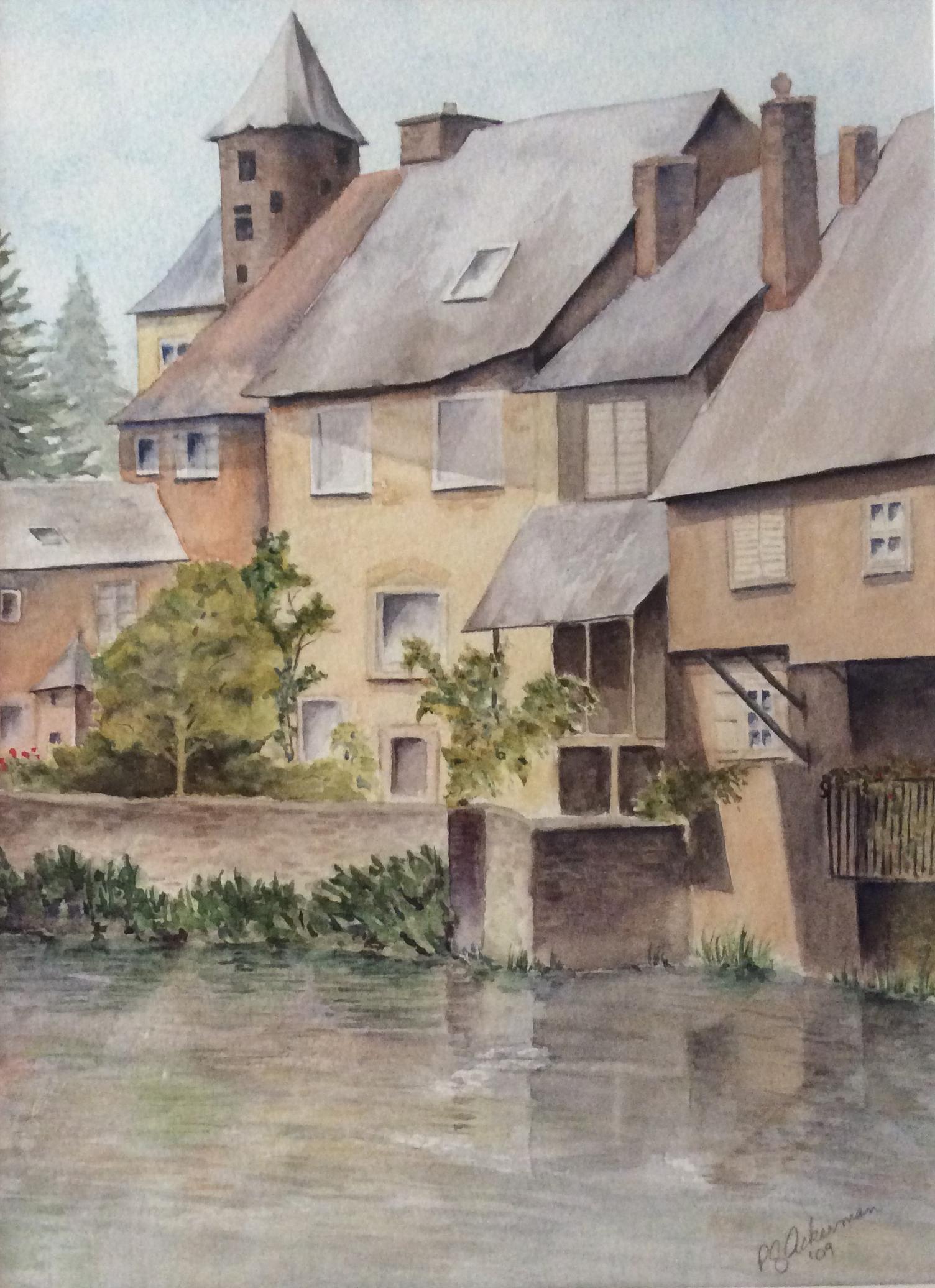 Tricia's picture un petit village de Dordogne inconnu
