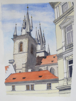 Rod's Prague Cathedral