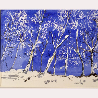 Winter by Dee