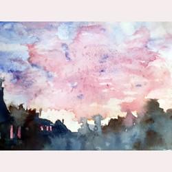 Sky 1 by Rachel