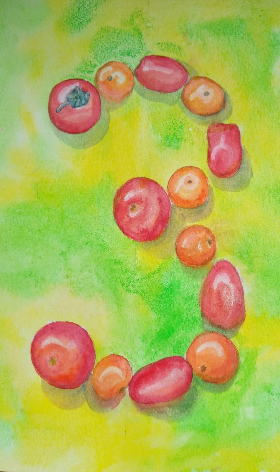 Veg or fruit by Fran