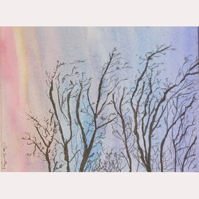 trees 1 by Dee