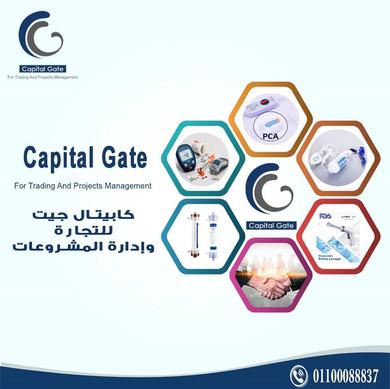 تعرف على شركة Capital Gate