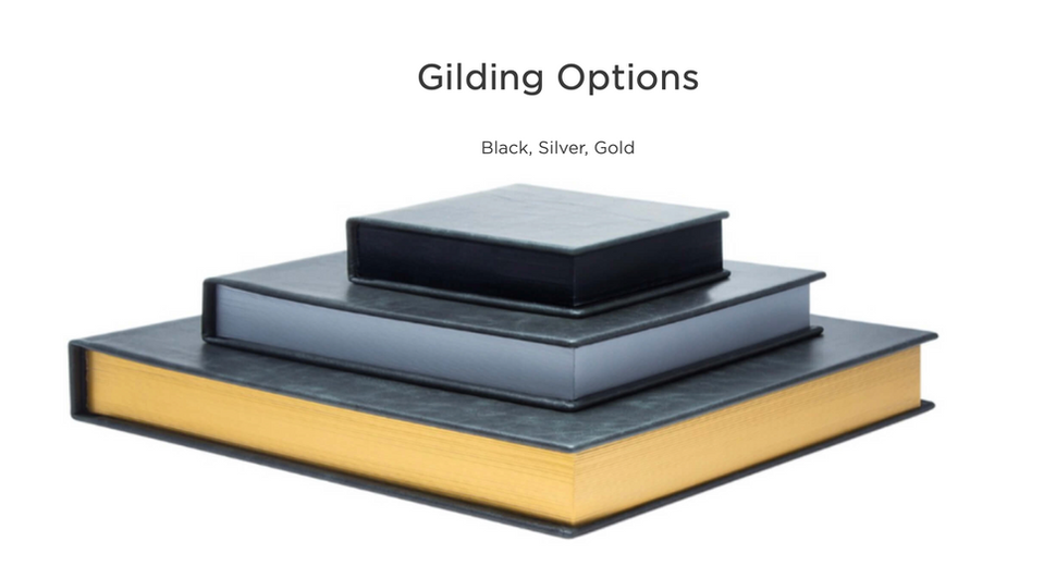Gilding Options