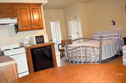 2 Story Kitchenette Room