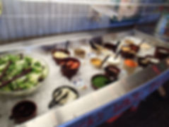 Salad Canoe