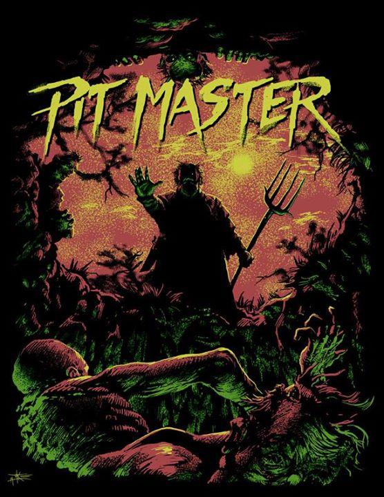PIT MASTER Tshirt design