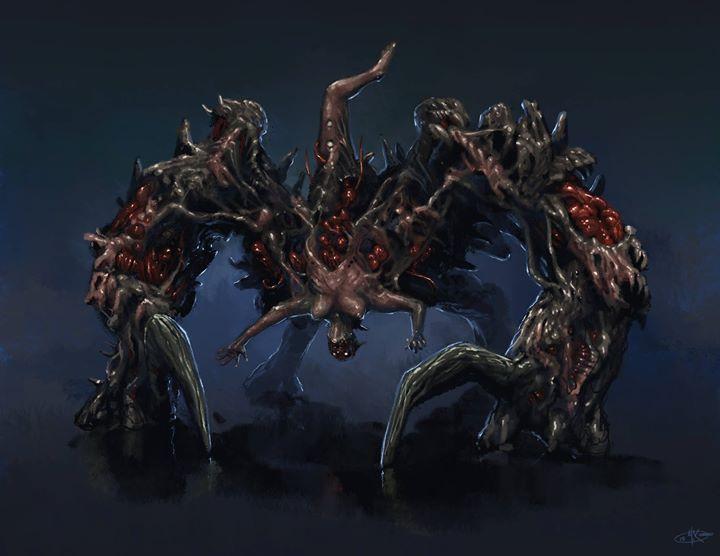 Necromorph I