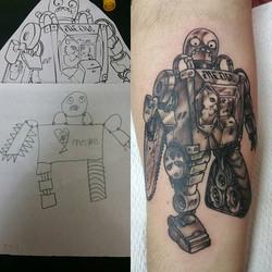 Jaxon's Robot