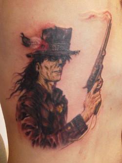 Brom's Gunslinger