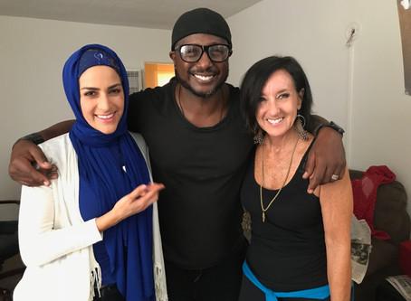 "Enfuego and the ""hijab"""