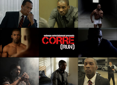 Corre (Run) Screening Dates and Times Set at PAFF