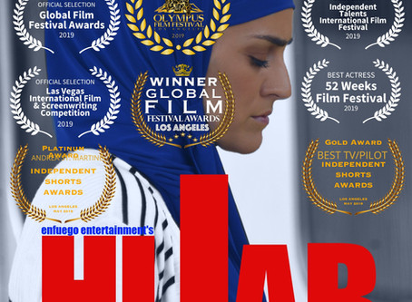 Hijab gets more festival wins