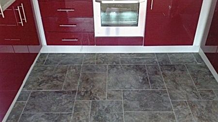 vinyl flooring in leighton buzzard