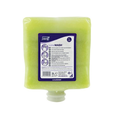 DEB LimeWash 2 Litre Cartridge