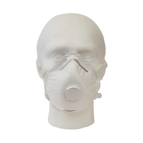 Air 3000 P3 Valved Moulded Cup Mask x 10