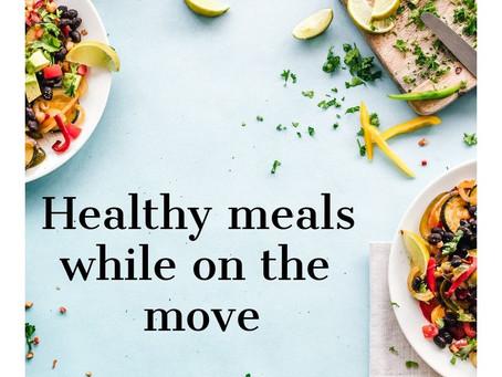 Fancy a snack? Keep it healthy