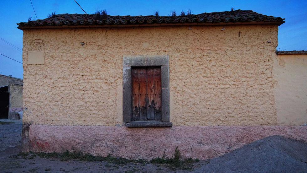 A corner home