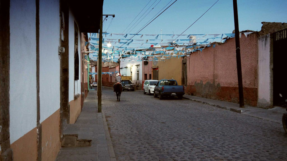 A Hostotipaquillo Street