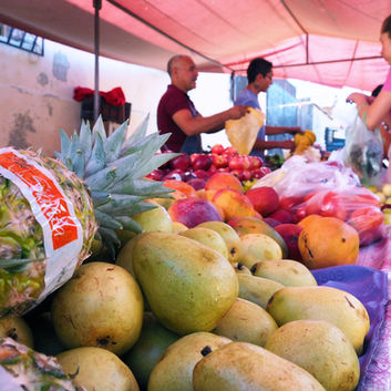 Wednesday Street Market